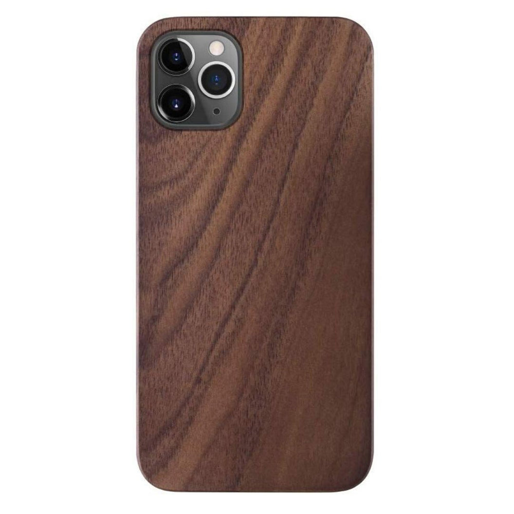iPhone 11 Pro Max Slim Wood Case - LUMBERCASE