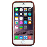 iPhone 6 / 6S Full Body Wood Case - Rosewood - LUMBERCASE Canada