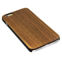 iPhone Slim Wood Case - Walnut - LUMBERCASE