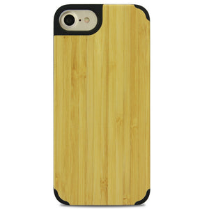 iPhone Edge Armor Wood Case - Bamboo - LUMBERCASE