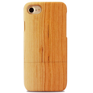 iPhone Full Body Wood Case - Chestnut - LUMBERCASE