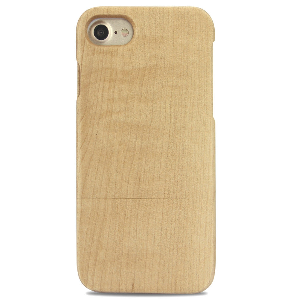 iPhone Full Body Wood Case - Maple - LUMBERCASE