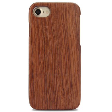 iPhone Full Body Wood Case - Rosewood - LUMBERCASE