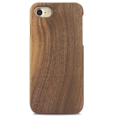 iPhone Full Body Wood Case - Walnut - LUMBERCASE
