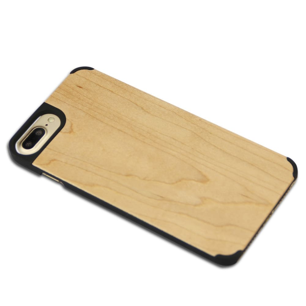 iPhone 8 Plus Edge Armor Wood Case - LUMBERCASE