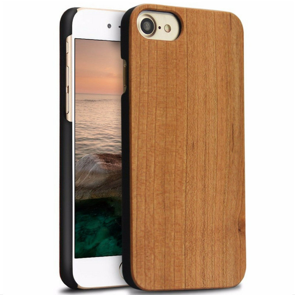 iPhone Slim Wood Case - Chestnut - LUMBERCASE