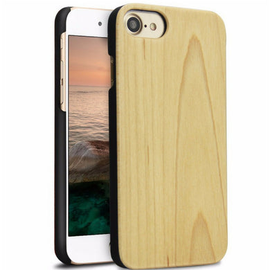 iPhone Slim Wood Case - Maple - LUMBERCASE