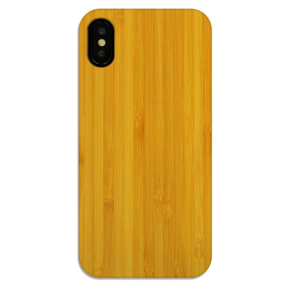 iPhone X Slim Wood Case - LUMBERCASE