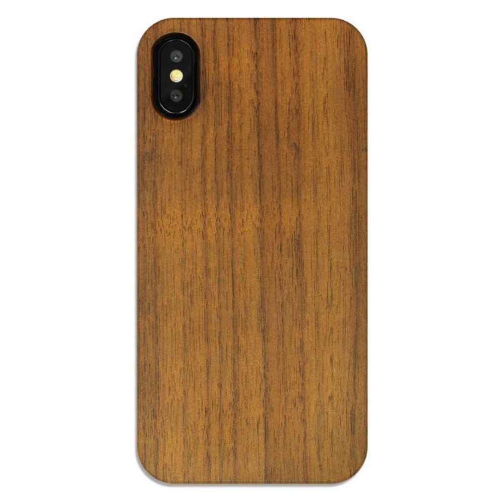 iPhone XR Slim Wood Case - LUMBERCASE