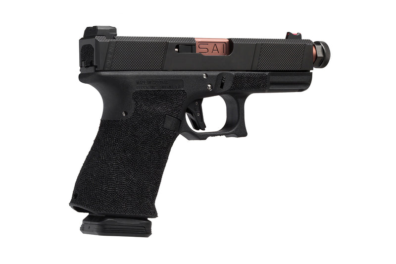 SAI Tier One Utility Package on Glock 17, 19\'s
