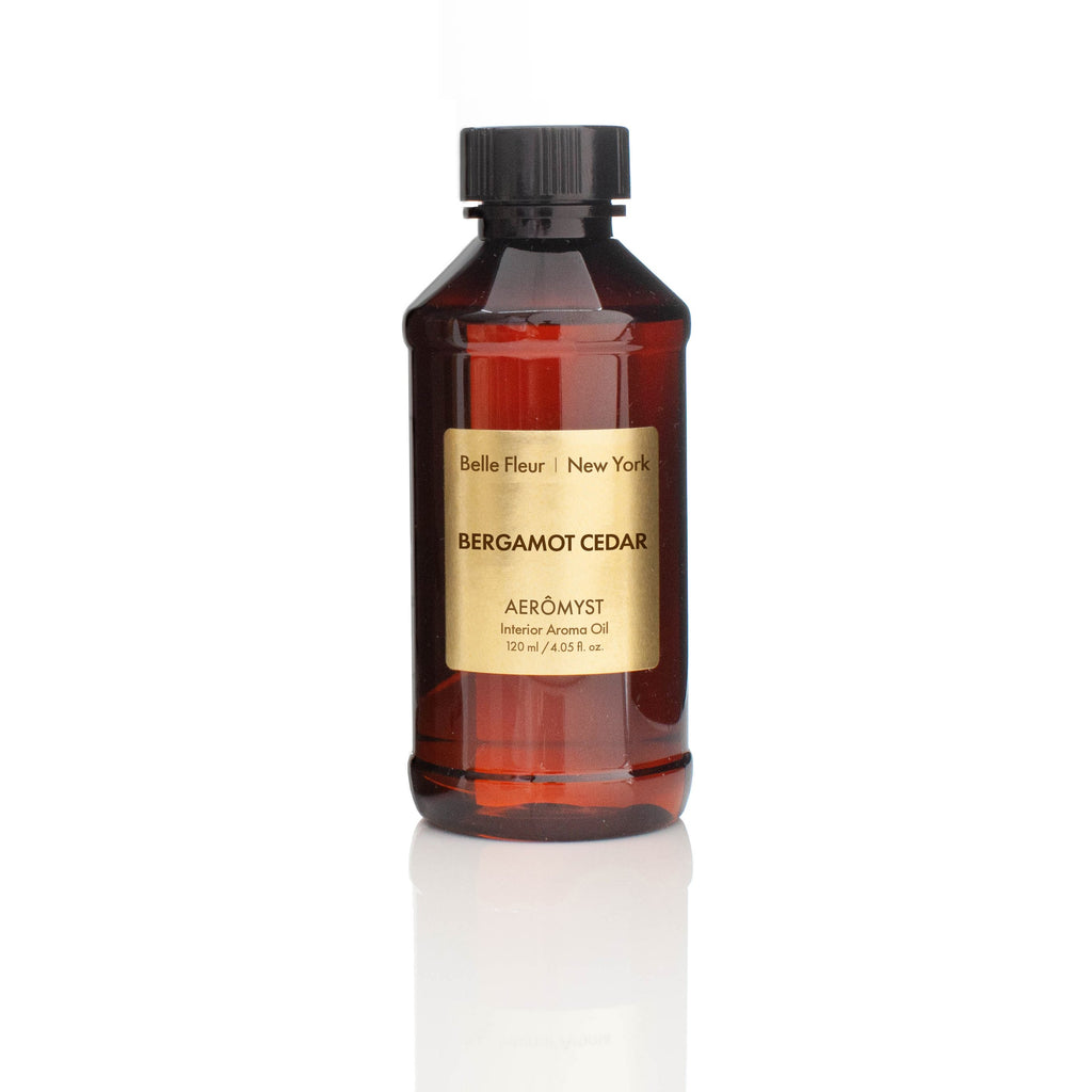 Bergamot Cedar 4.05 oz. bottle