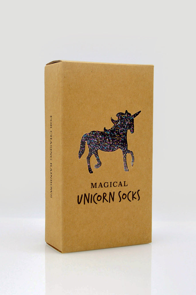 Magical Unicorn 2-Pack Socks