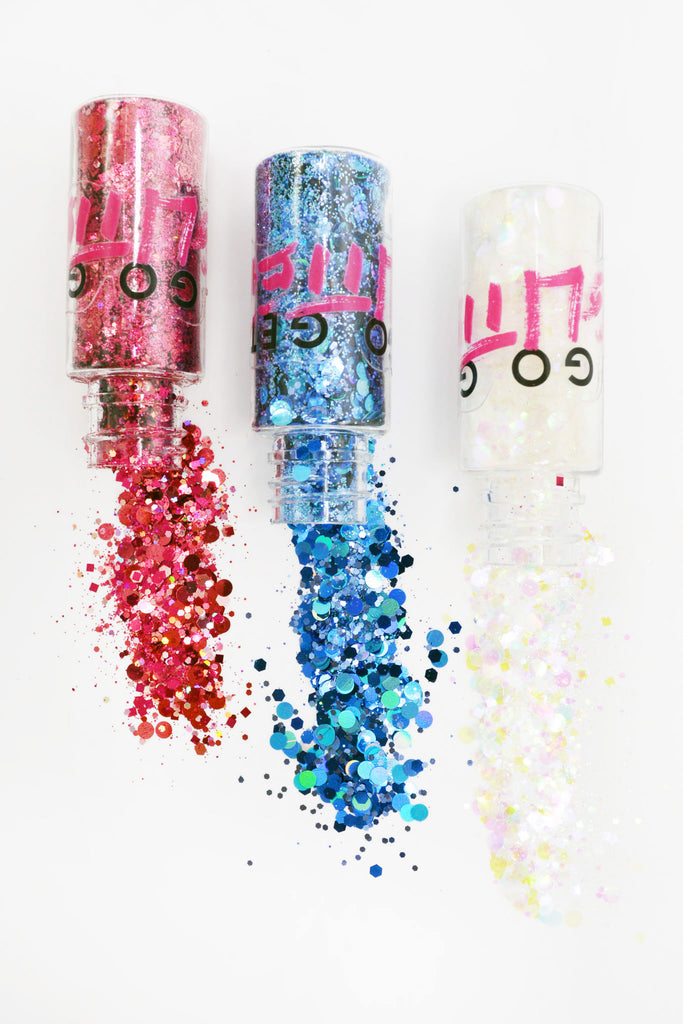 Mermaid Vibes Glitter Set