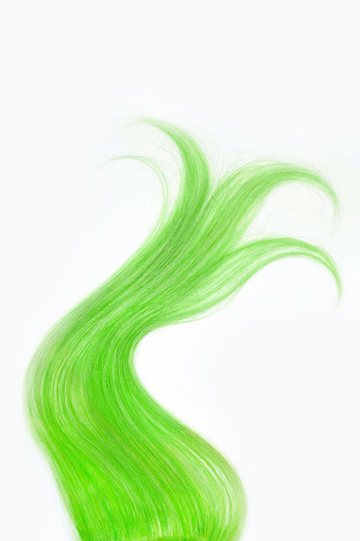 Aurora Green Hair Dye