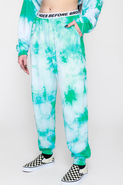 Blaze And Daze Tie Dye Sweatpants