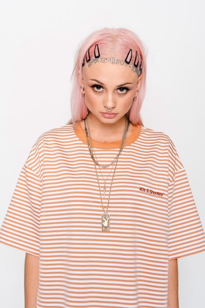Westside Peach Tee