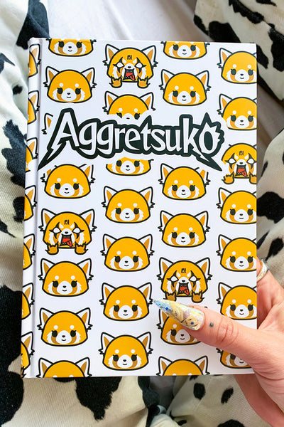 Aggretsuko Notebook