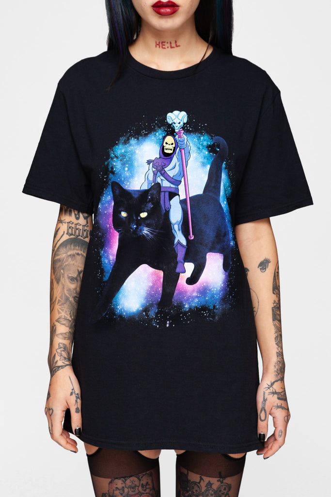 Skeletor Pawesome Tee