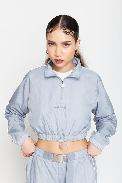 Patsy Windbreaker Crop Jacket