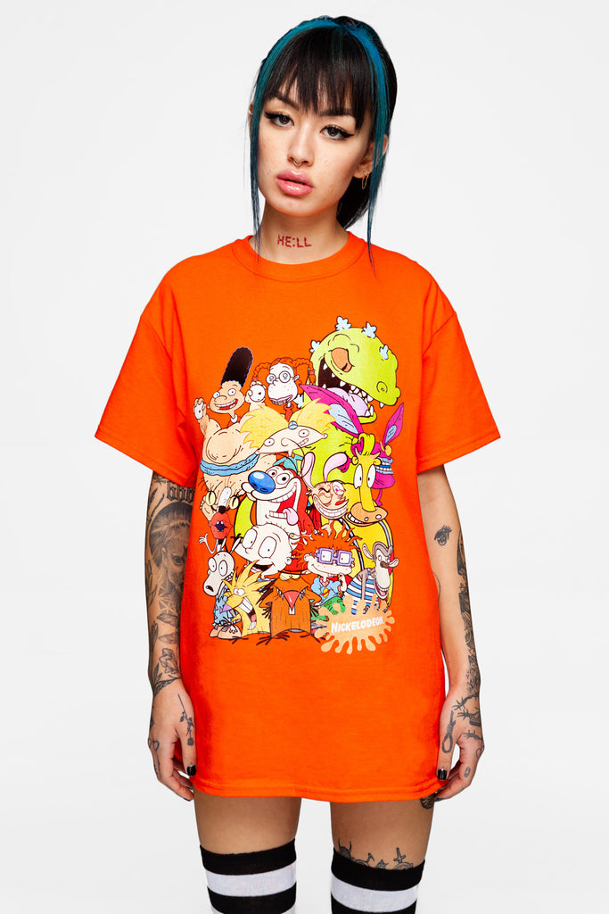 Nickelodeon Gang Tee