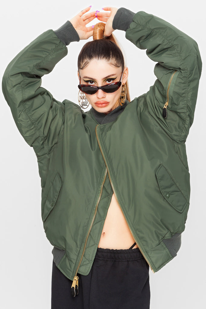 Tough Ho MA-1 Flight Jacket