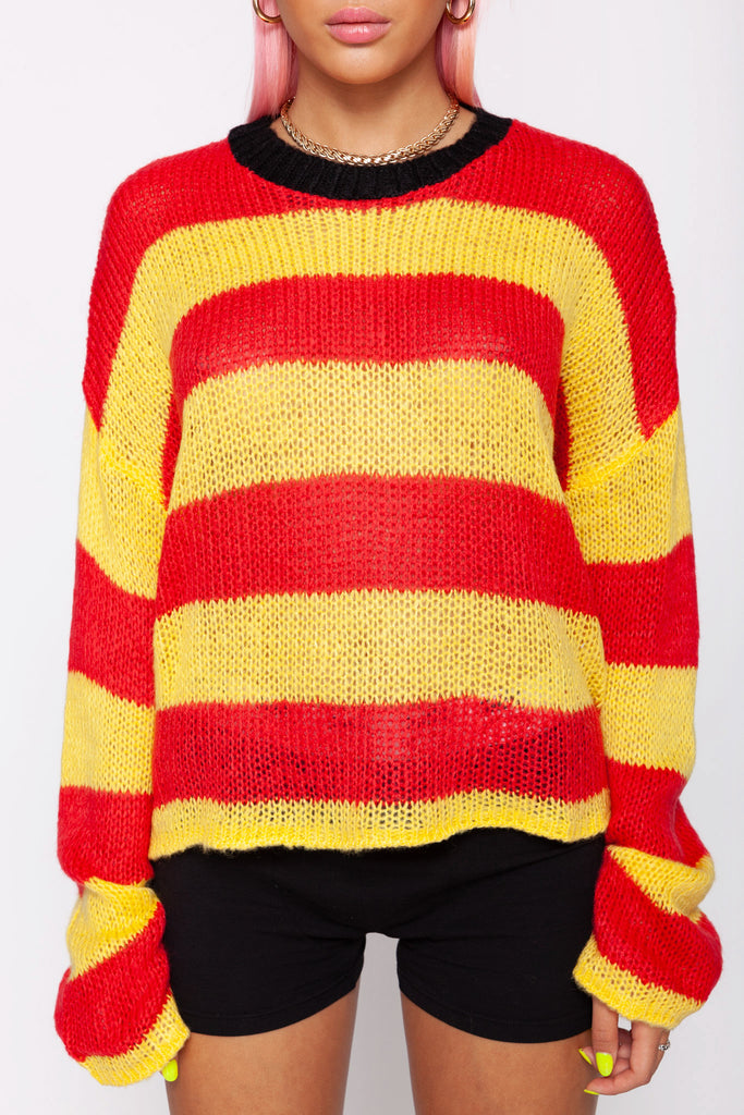 Slacker Knit
