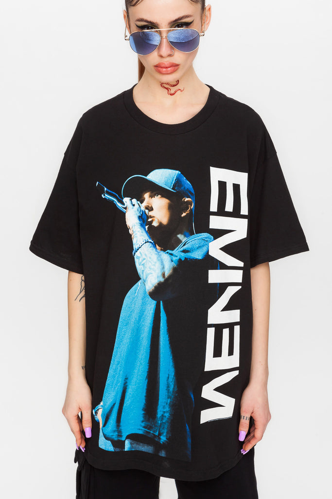 Eminem On The Mic Tee