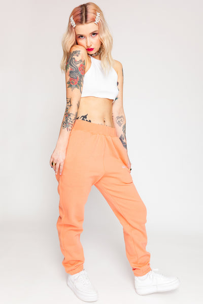 Premium Sweatpants Peach