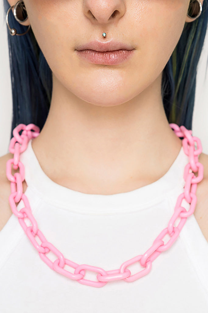 Candy Chain Necklace