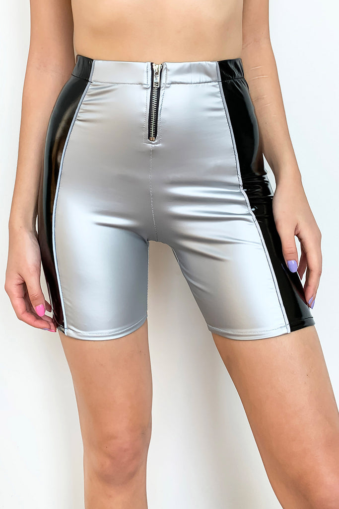Touch The Sky Biker Shorts