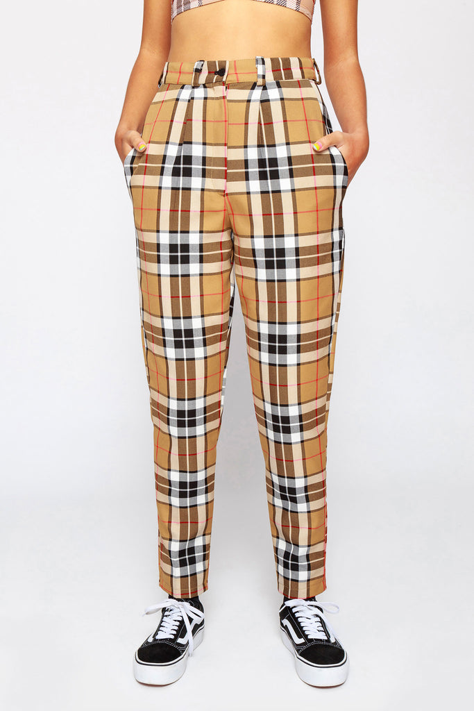 Ashley Ankle Grazer Trousers