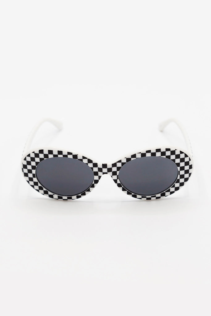 Checkered Past Sunglasses