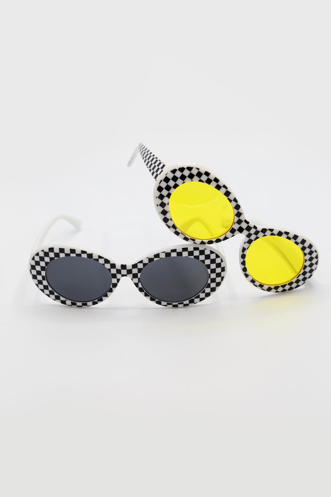 Checkered Future Sunglasses