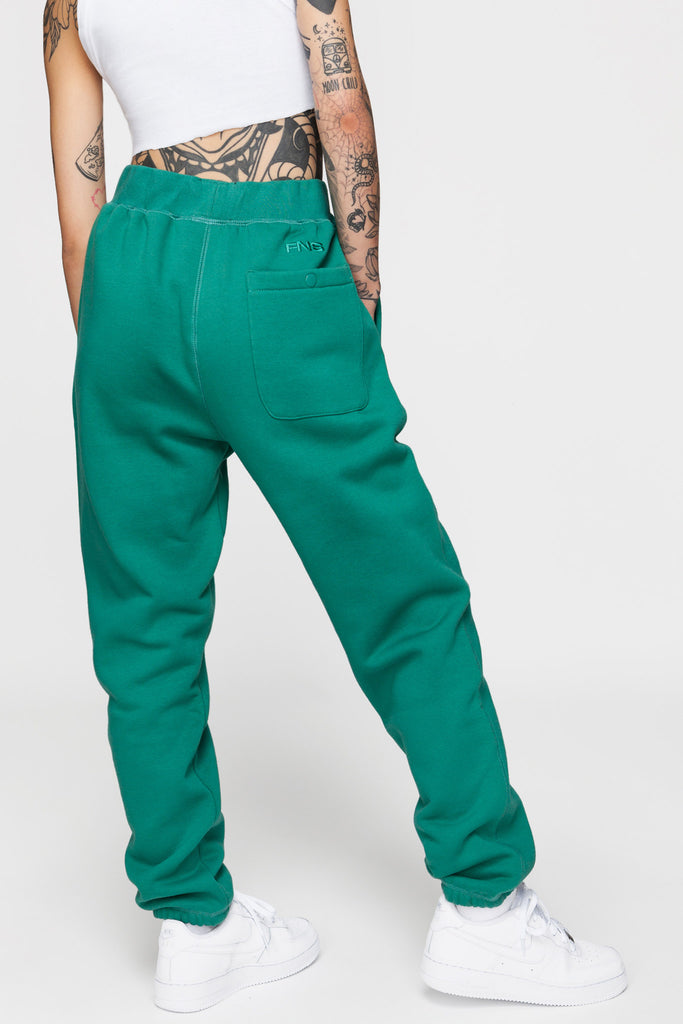 Premium Sweatpants Forest Green