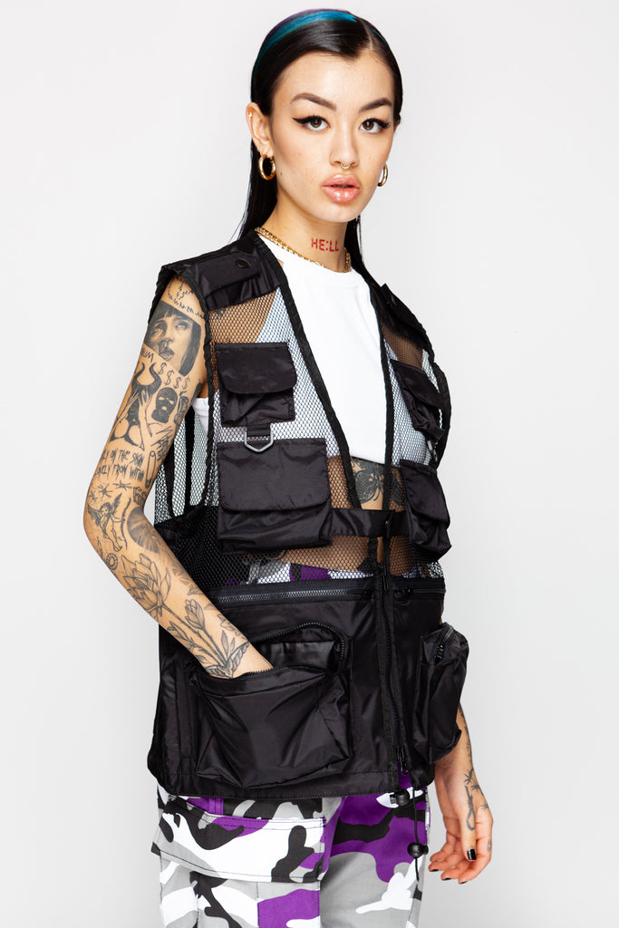Techno Tactical Utility Vest