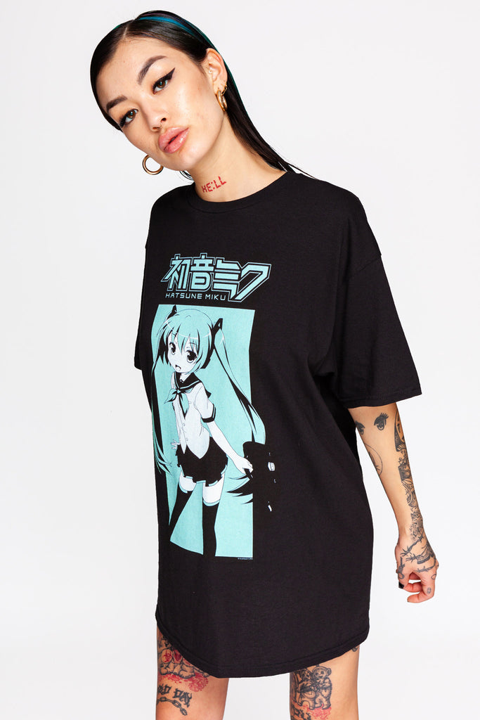 You Can Call Me Miku Tee