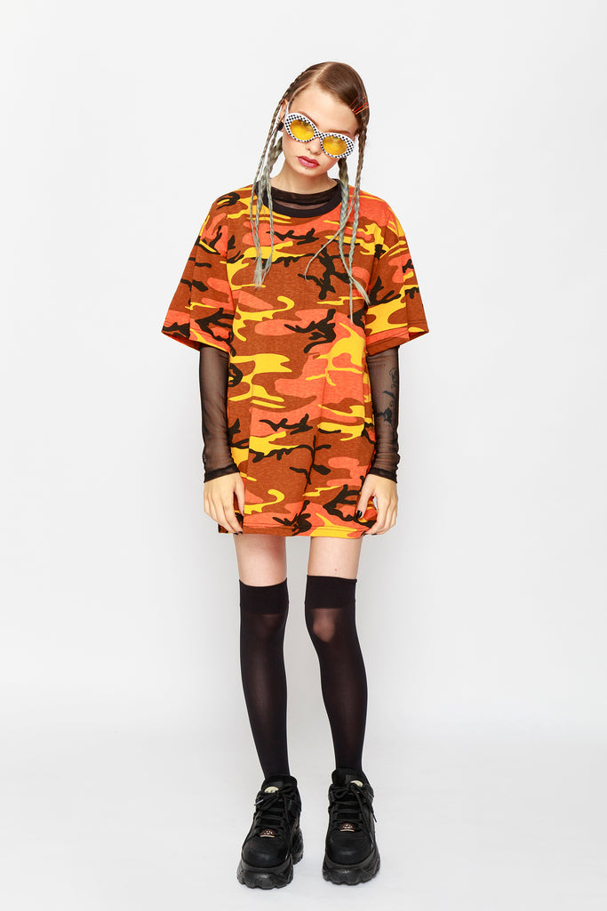 Savage Camo T-Shirt