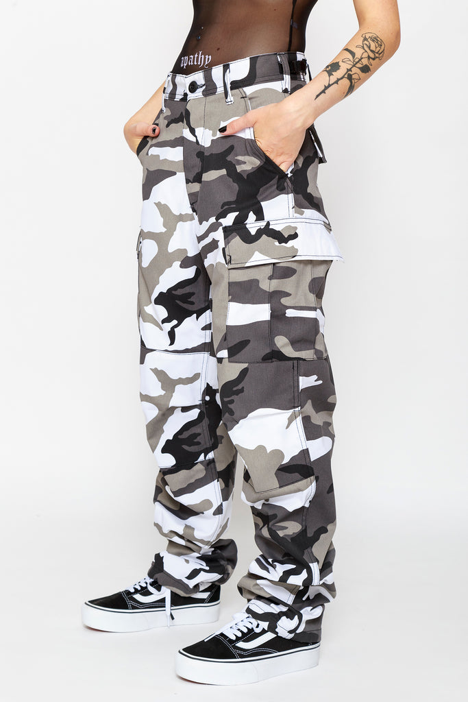 City Camo Cargo Pants – Goodbye Bread e998075edbb