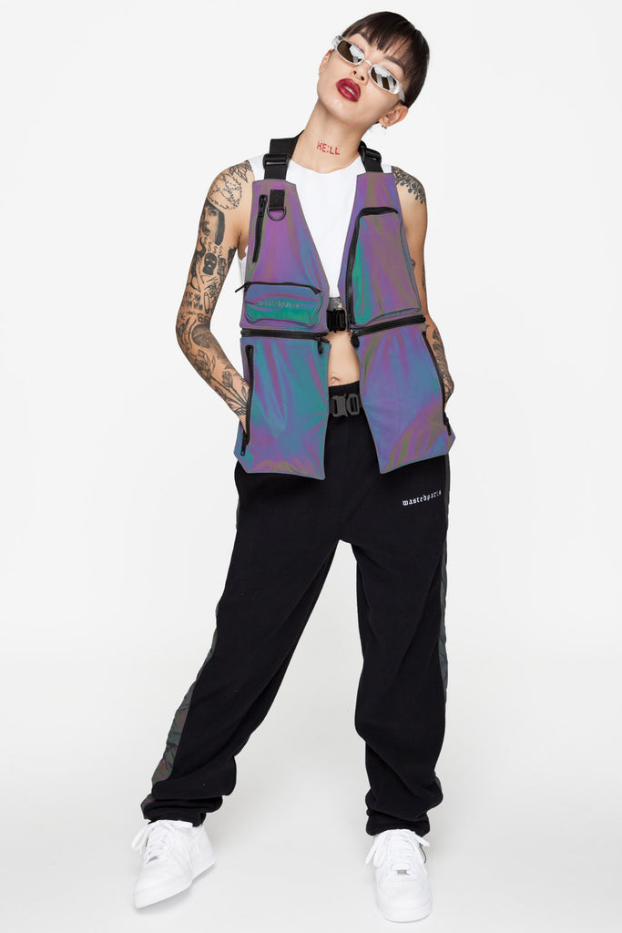 Reflective Tactical Vest Scarf
