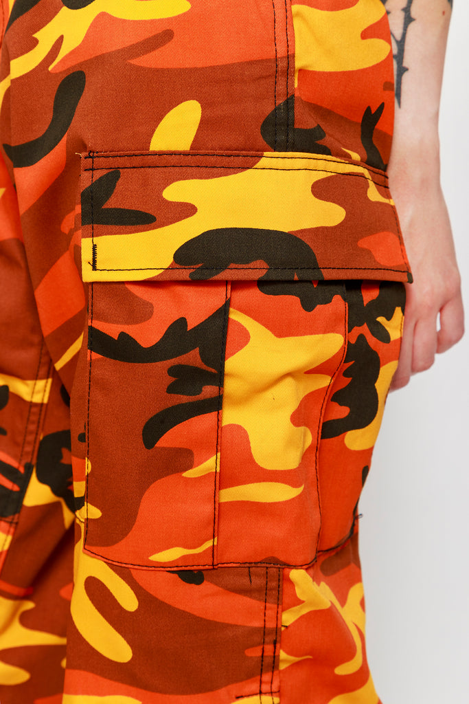 Savage Camo Cargo Pants