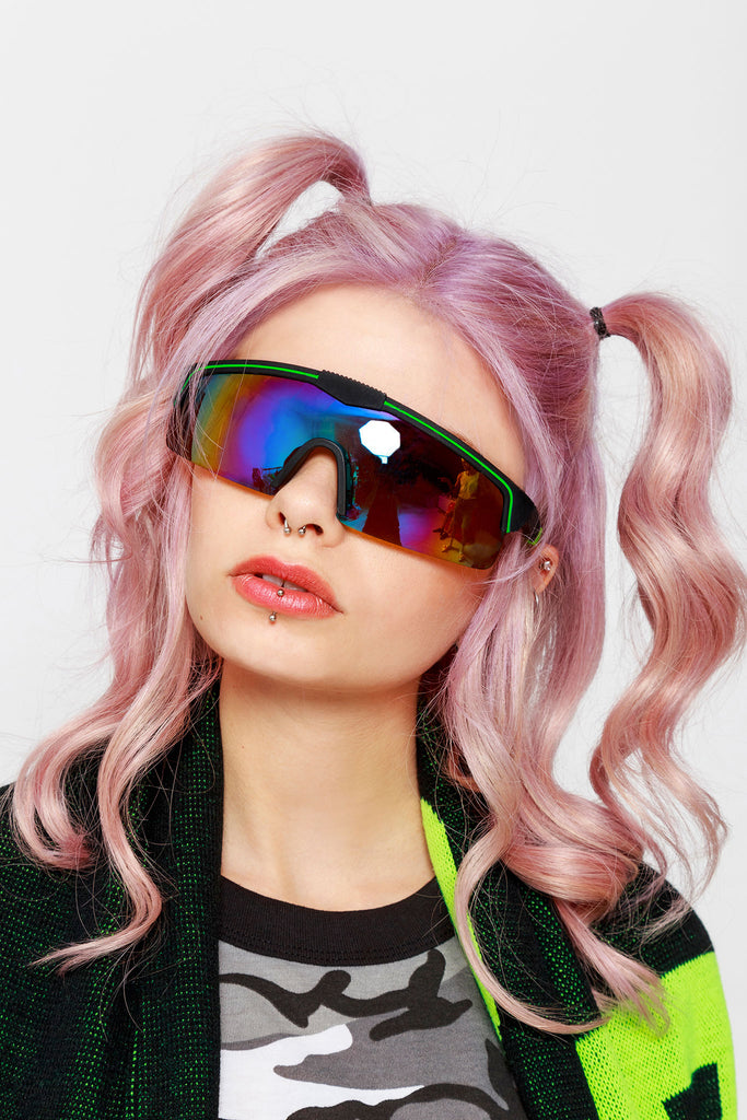 Toxic Rave Sunglasses