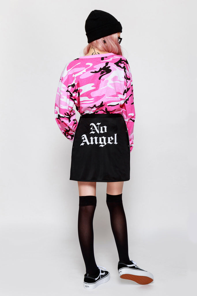 No Angel Popper Skirt