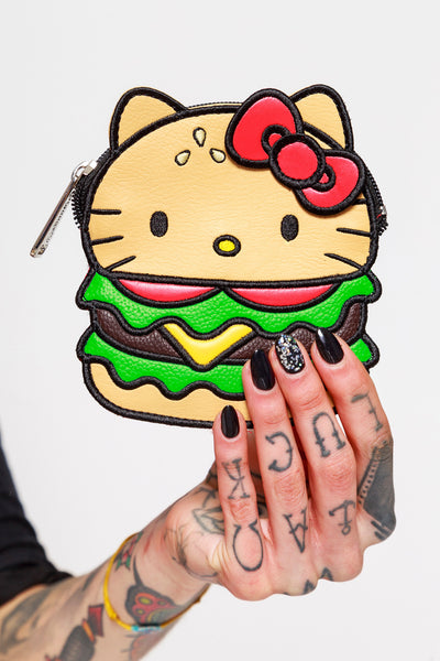 Burger Hello Kitty Purse