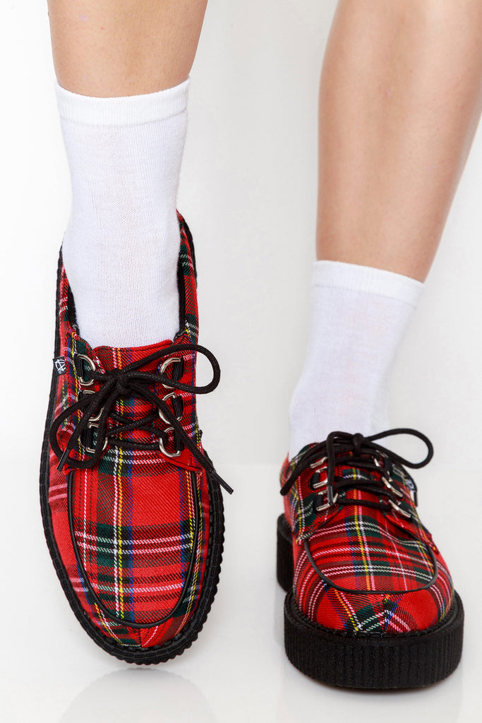 Plaid Anarchic Creepers