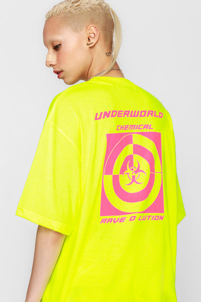 Acid Underworld Straight Tee