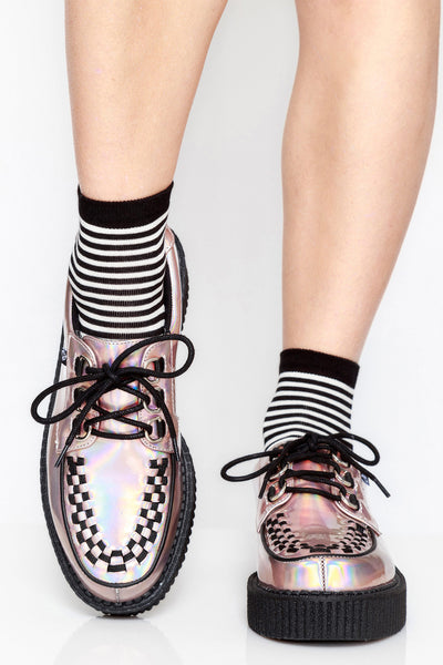 Rose Iridescent Anarchic Creepers