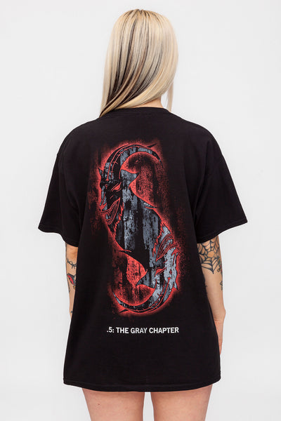 Slipknot Gray Chapter Tee