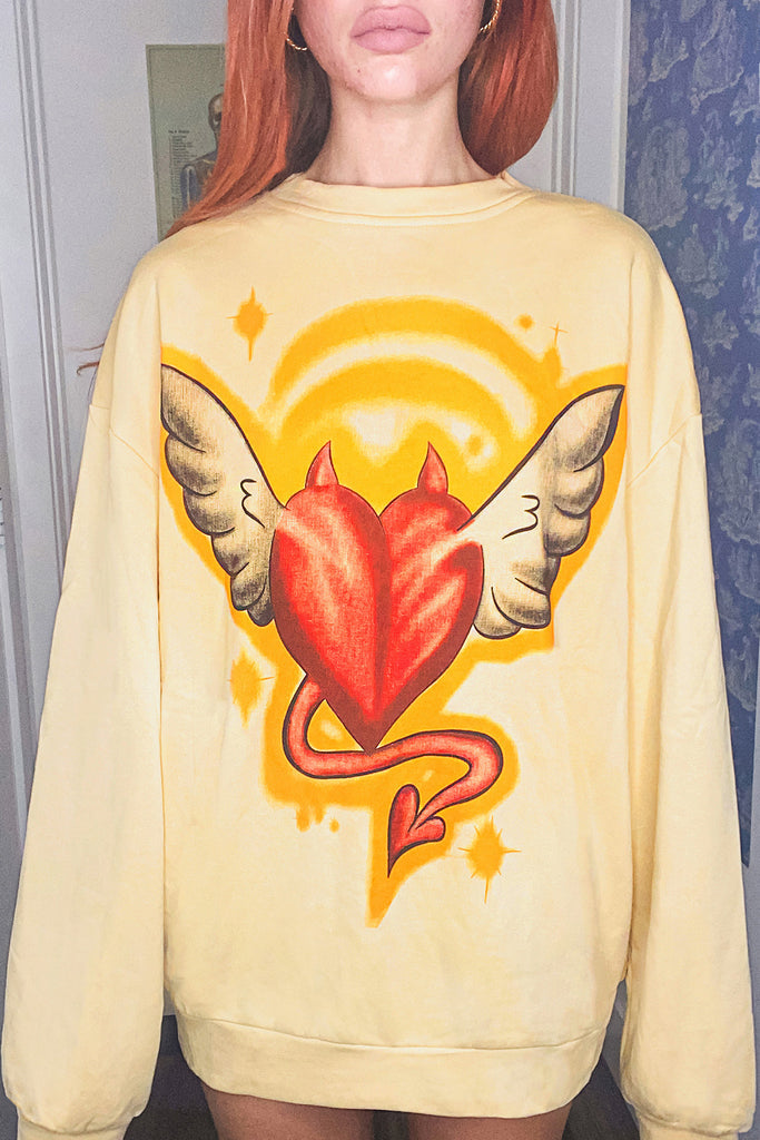 Angel Devil Sweatshirt