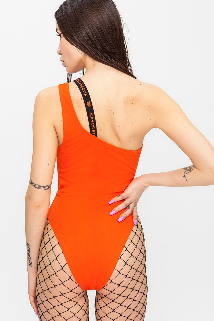 Asymmetric Body Orange