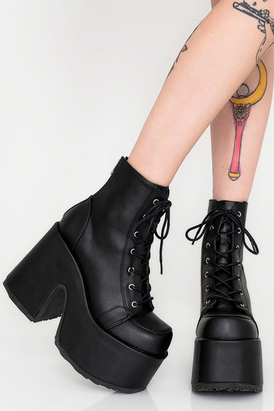 Hardcore 4 Life Ankle Boots